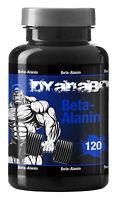 Dyanabol Beta Alanin Alanine 120 Kapseln Pre Workout Booster Muskelaufbau Extrem