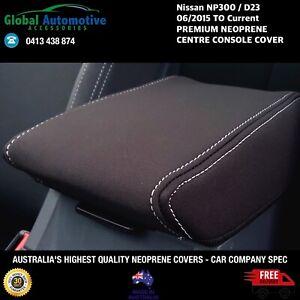 16-17 The Urban Company Seat Covers Single Heavy Duty Front Grey Fully Waterproof to fit Nissan Navara