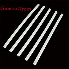7MM ADHESIVE GLUE STICKS FOR CORDED CORDLESS HOT MELT HEATED GLUE GUN CLEAR S~