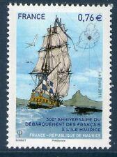TIMBRE 4979 NEUF XX TTB - 300 ANS DU DEBARQUEMENT DES  FRANCAIS A L'ILE MAURICE