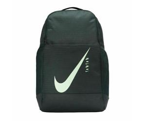 Nike Brasilia 9.0 Backpack Medium Seaweed Bag School
