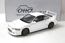 1:18 OTTO Honda Integra DC2 Type-R Mugen white NEW bei PREMIUM-MODELCARS