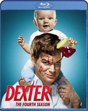 Dexter: Season 4 [Blu-ray] [Blu-ray] [2009] NEW!