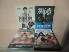 ALI G INDAHOUSE, ALI G AIII, ALI G BLING BLING, BORAT - 4 DISCS - REGION 4 DVD