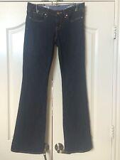 Womens Gap Jeans 29 Curvy 8 Dark Wash Boot Cut 1969