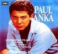 PAUL ANKA The Most Of CD NEW