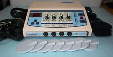 Advanced Electrotherapy Physiotherapy Pain Therapy 4 channel Tens unit JGRT OEM