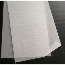 Evergreen, 2 Styrene Sheets 300mm - 0.25mm 9006 Evergreen
