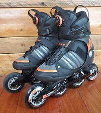 K2 Fit BOA 84 Inline Skates Men's Size 6.5 Black/Orange