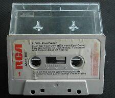 """ELVIS PRESLEY  """"ELVIS""""  Cassette              ASPK-106"""