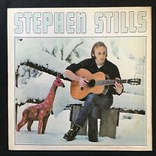 STEPHEN STILLS Stephen Stills UK ORIGINAL PLUM ATLANTIC 2401004 VINYL LP EX