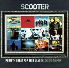 SCOOTER - PUSH THE BEAT FOR THIS JAM ( the second chapter ) 2CDs the best of