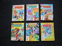 Adventure Comics lot - 1982 Digest #491 to #503 - 1st & last issue