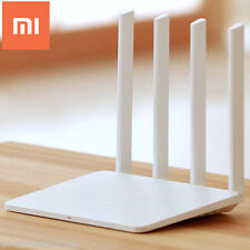 Original Xiaomi Mi Routeur 3 WiFi 1167 Mbps 2.4GHz 5GHz Dual Band 4 Antennes
