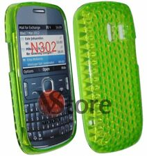 Cover Gel Silicone TPU Green For Nokia Asha 302 N302