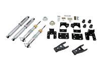 Belltech 07-13 Chevy Silverado/Sierra 2WD/4WD 2/4 Drop w/SP Shocks Lowering Kit