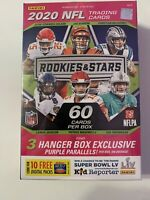 2020 Panini Rookies & Stars NFL Football Hanger Box Brand New Sealed