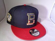 Boston Red Sox MLB 2019 4th of July New Era 9FIFTY Snapback Hat Cap (MEN 1-Size)