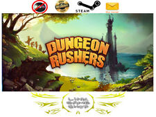 Dungeon Rushers PC & Mac Digital STEAM KEY - Region Free