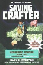 Saving Crafter: Herobrine Reborn Book One: A Gameknight999 Adventure: An Unoffic