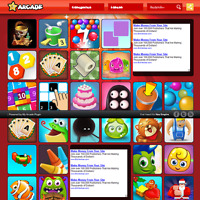 Online Arcade Game Website 100% Automated With 2 Months Free Hosting