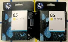 Genuine HP 85 Yellow Ink 69ml C9429A DesignJet 30 90 130