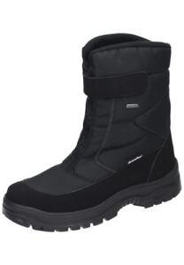Manitu Stiefel Polar Tex Winterstiefel mit Spikes Schuhe 39-46 670293-1 Neu23