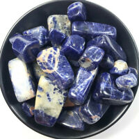 Blue Agate Ore Crushed Gravel Stone Chunk Lots Degaussing irregular Improve