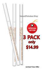 Chella 3 PACK Eyebrow Color Pencil in Elegant Ebony Black full size