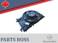 Mercedes C230 C240 2001-2005 OEM Auxiliary Fan Assembly 2035000293