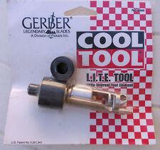 "COOL TOOL L.I.T.E.Tool ""little internal tool element"" Gerber Vintage FREE POST"