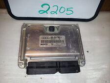 2005 AUDI A4 8E0 910 560 H COMPUTER BRAIN ENGINE CONTROL ECU ECM MODULE