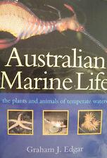 Australian Marine Life Graham J Edgar The Plants And Animals Of Temperate Waters