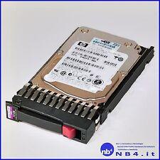 """418398-001 Hp HDD 72Gb 15K 2.5 SaS """"refurbished"""" AFFARE !!!!"""