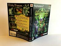 Gauntlet Dark Legacy PS2 ARTWORK ONLY Authentic Case Insert
