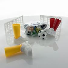 Dedo Juego de Fútbol Con Chocolate Sabor Bolas Fútbol Ventilador Regalo