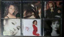 MARIAH CAREY 6 AUSTRIA CD ALBUMS MUSIC BOX EMOTIONS MERRY CHRISTMAS DAYDREAM MTV