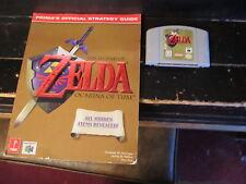 Legend of Zelda: Ocarina of Time (Nintendo 64, 1998) TESTED With Guide