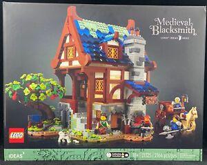 LEGO 21325 Medieval Blacksmith Ideas, New Sealed!, Ready to Ship! 2164pcs MINT!