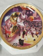 Upper Deck 1991 Championship Collection Michael Jordan Plate No. 1933E
