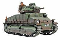 TAM35344 1:35 Tamiya French Medium Tank Somua S35 [MODEL BUILDING KIT]
