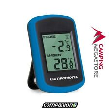 COMPANION WIRELESS FRIDGE DIGITAL THERMOMETER UNIVERSAL FIT -BLUE