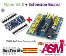 Nano V3.0 Controller Board Atmega328P Nano V3 + Extension Board