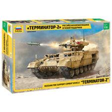 ZVEZDA 3695 POSTES - 72 Terminator 2 russe appui feu militaire 1:35 Modèle Kit
