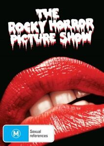 Rocky Horror Picture Show DVD 1975 Musical Cult Classic - SAME / NEXT DAY POST
