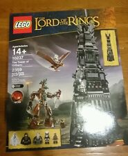 LEGO 10237 Lord of the Rings LOTR The Tower of Orthanc 2359pcs NEW FREE SHIPPING
