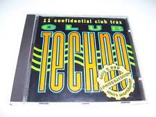 club techno limited dj edition 1991 RARE 8000 units