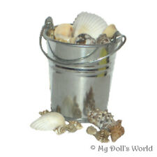 Seashells Pail - Accessories For 18 Inch Doll - Toy Fits American Girl Caroline