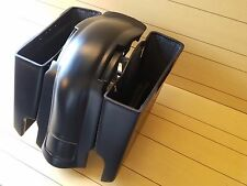"HARLEY DAVIDSON 6""SADDLEBAGS AND REAR FENDER 4 POINT DOCKING FIT 2009-2013"