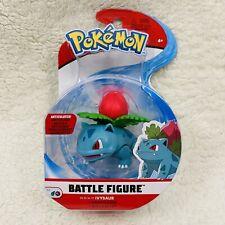 Pokemon Battle Figure Ivysaur Wicked Cool Toys New WCT